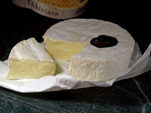 grossesse camembert