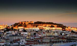 week end détente lisbonne Castelo Sao Jorge
