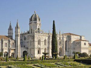 week end détente lisbonne monastère des Hiéronymites